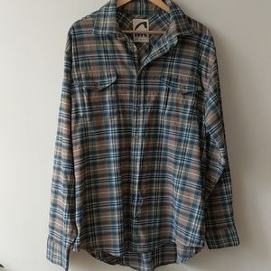 MK Jackson Hole Wyoming Outdoor Button-Up